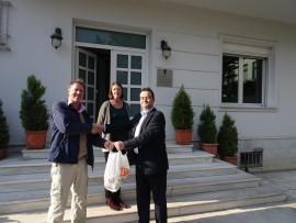 projekti shqiptaret